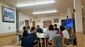 小規模多機能ホームひなの家押野の学習会